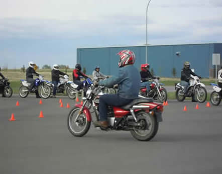 Calgary Safety Council Motorcycle Training For Beginners